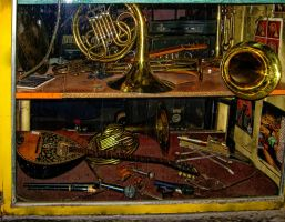 Second Hand Music Instruments by MedaGritzko