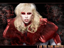 I am the Fame Monster by nicolehayley