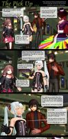 MMD The Pick Up - A challenge for Ritsu 2 by Trackdancer