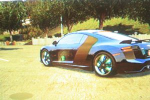 2008 Audi R8 Toothless Ed. III by repinswodahs