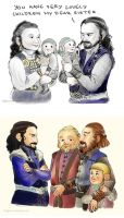 some dwarves by Oikeus