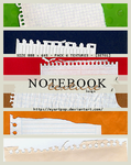 Large Texture - NOTEBOOK by MyArtPSP