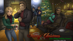 Terra: Christmas 2011 by Holly-the-Laing