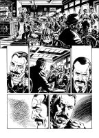 Van Helsing Vs. Jack the Ripper p.45 by BillReinhold