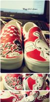 Classic slip ons by peggyn21789