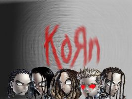 KoRn wallpaper by ghaz