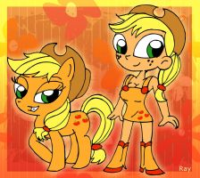 Applejack by Rayryan