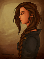 Katniss Everdeen by 7Lisa