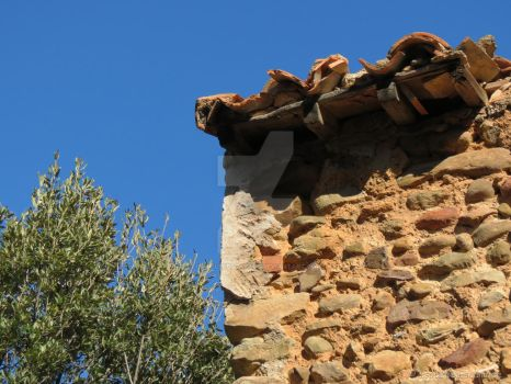 Ruine provencale by IsabelleEscapade