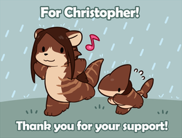 Reward Art for Christopher! by 0Vress0