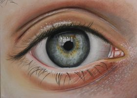 My eye by Stb-artwork