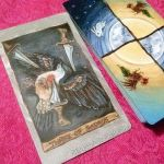 Three of Swords - The Animism Tarot by sobeyondthis
