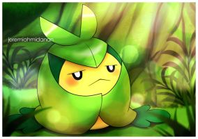 Pokemon : Swadloon by MayaIdanan
