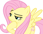 Fluttershy Thinking by TrotPilgrim