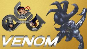 Venom in DCCapMar Mugen Game by anubis55