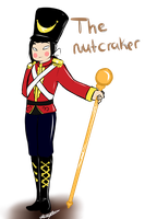 Nutcracker  Prince by GingerQuin