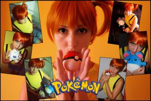 Misty collage by YuriKoVIII