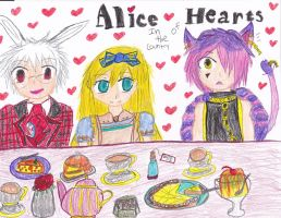 Alice In The Country Of Hearts by vampkuran