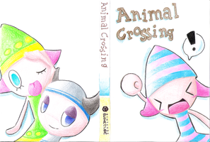 Animal Crossing Cover by kuri-chann