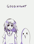 Goodnight, Punpun by 091897