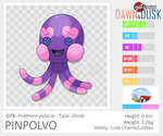 076 - PINPOLVO by Lucas-Costa