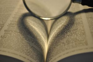 The Heart of a Book by i4Photography