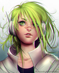Green by toycake