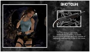 TR2 Concept: Shotgun by ReD8ull