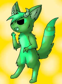 Another Critter of Sorts by Lostfire-Soulz312