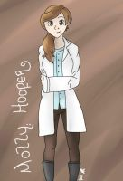 Molly Hooper by sawahhh