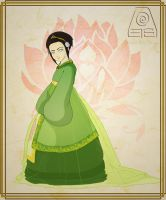 Toph the Lotus by 1amm1
