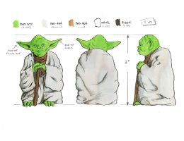 Yoda by YodaMaker