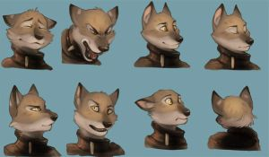 Dovik Expression Set by skulldog
