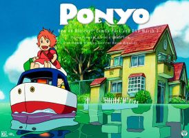 ponyo the movie by green2106
