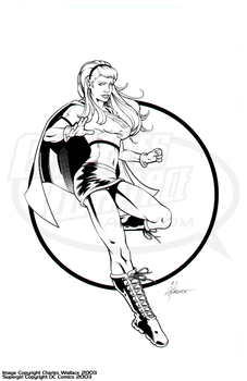 Supergirl by ChipWallace