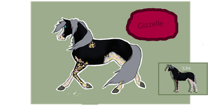 NGS Gizzelle 239 - Free Breeding -Ref by fionafox1234
