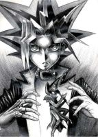 Puppet Master by sephiroths-muse