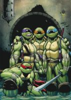 TMNT by RecklessHero