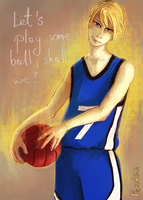 Let's play some ball by Famion