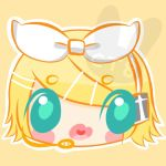 Rin Kagamine by candyt8
