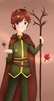 Autumn Prince Hiccup by fryzylstyk