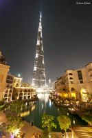 Burj Khalifa by uae4u