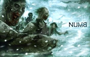 Numb-Zombies in the land by mlappas