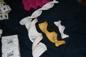 origami DNA...sort of. by MuggleHater