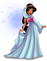 Queen of Agrabah by selinmarsou