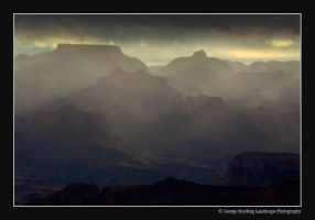 Ghosts of the Canyon by gwrhino