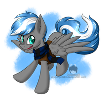 Commish: Cloud Zapper by DragonGirl983
