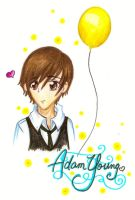 Adam Young's Yellow Balloon by KyogrePrincess16
