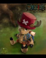 Tony Tony Chopper by Moogart
