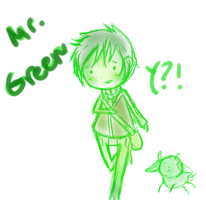Mr. Green by Roxasheart654